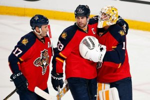 Columbus Blue Jackets  v Florida Panthers