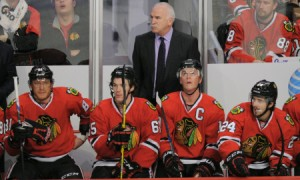 NHL: JAN 03 Senators at Blackhawks