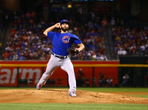 MLB: Chicago Cubs at Arizona Diamondbacks